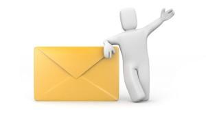 Logo d'une enveloppe
