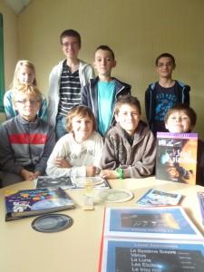 Photo auteurs livret astro MELLAC