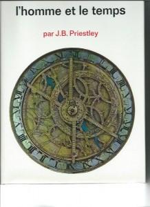 Horloge 17ème-Sc Mus LONDRES-JB PRIESTLEY L'homme et le temps-P
